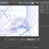 CINEMA 4D Splines rendering tutorial for free