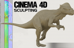 Cinema 4D Sculpting Vol 2
